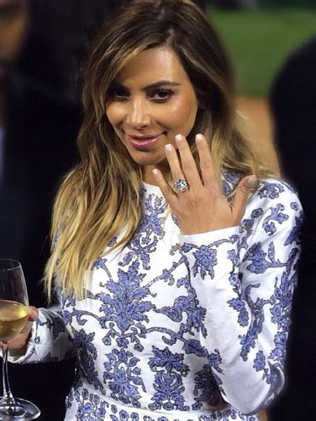 kim kardashian engagement ring cost kanye west celebrity archives designs by kamnidesigns by kamni