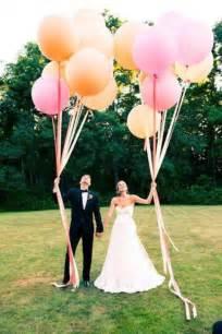 Wedding balloon whimsical wedding details rustic wedding details