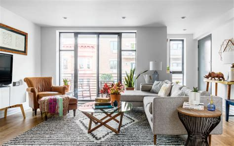 home design studio brooklyn a colorful and lively brooklyn apartment homepolish