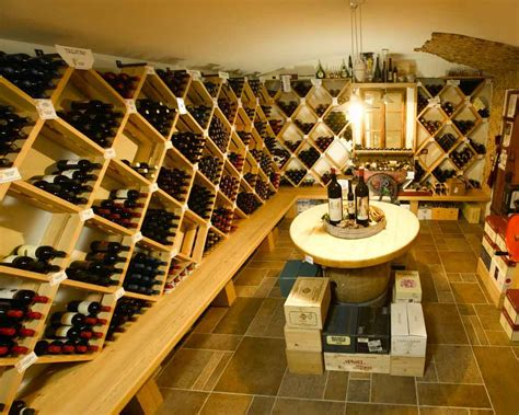 home wine cellar decosee