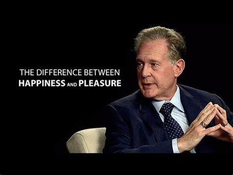 the difference between happiness and pleasure youtube