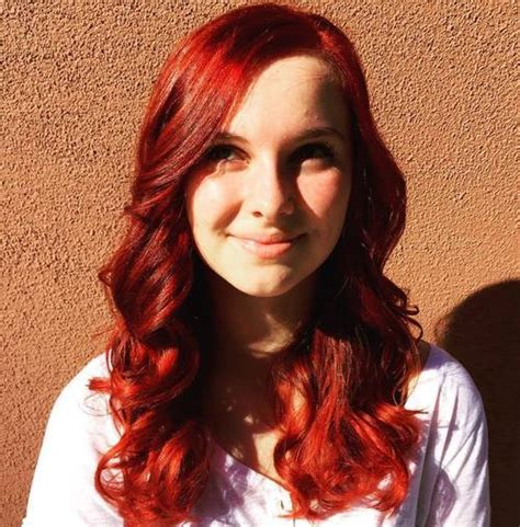 richdomyhair com 40 red hair color ideas bright and light red amber
