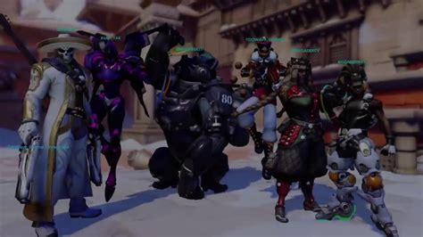 dive comp overwatch competitive epic dive comp as winston