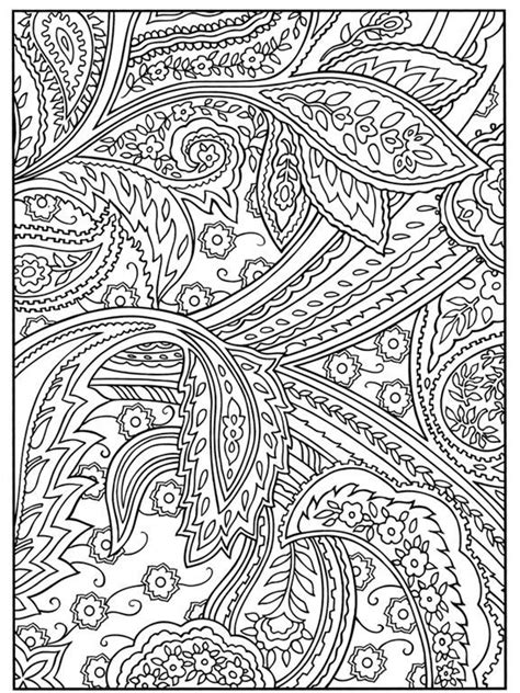 free paisley coloring pages 13 best images about paisley on dovers peacocks and coloring pages