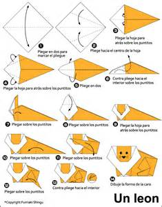 How To Make An Origami Leopard - origami