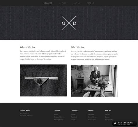 Squarespace Templates Sadamatsu Hp Best Squarespace Template For Writers