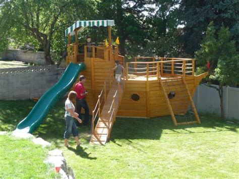 swing set tree house plans do it yourself playsets plans tree house plans