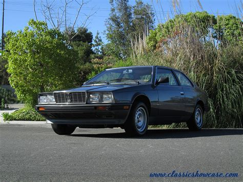 1985 maserati biturbo custom 2014 vin autos post