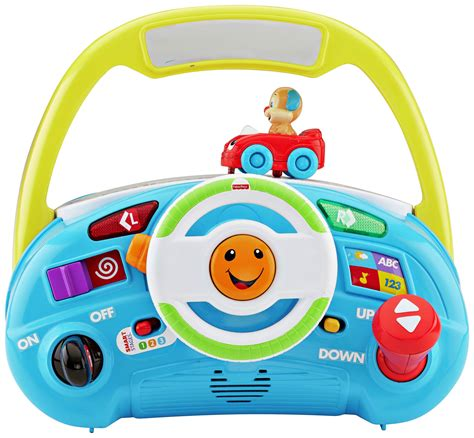 laugh and learn smart stages puppy fisher price laugh and learn puppy s smart stages driver