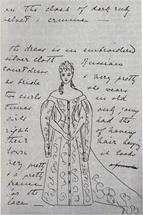 Mprees Letters alexandra s wedding dress described by ella page 2 grand gogm