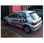 Peugeot 106 WRC Full Rally Graphics Kit