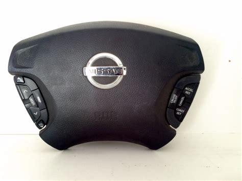 nissan srs 2002 2003 2004 nissan altima black driver wheel srs air