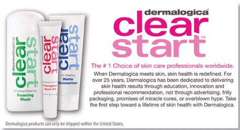 when does cleaning start clear start dermalogica clear start buy
