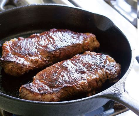 best pans to cook with great steaks from the skillet steaks great steak and