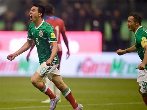 mexico world cup 2018 2018 fifa world cup teams all qualified 32 teams in pics