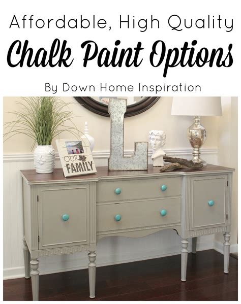 chalk paint quality affordable and high quality chalk paint options and my