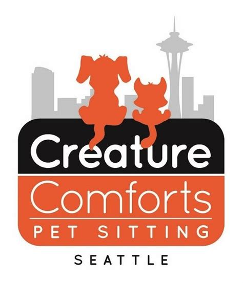 Creature Comforts Sitting by Seattle S Newest Pet Sitting And Walking Company Prlog
