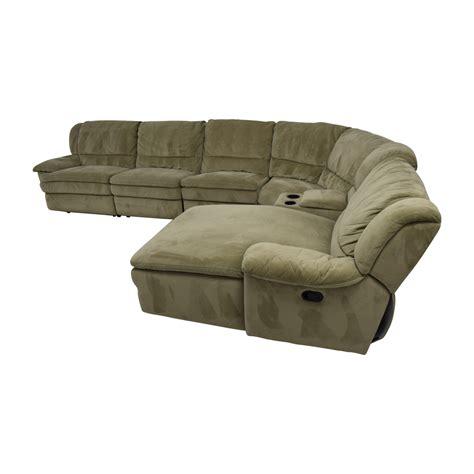 L Shaped Recliner by 82 Bob S Furniture Bob S Furniture Grey L Shaped