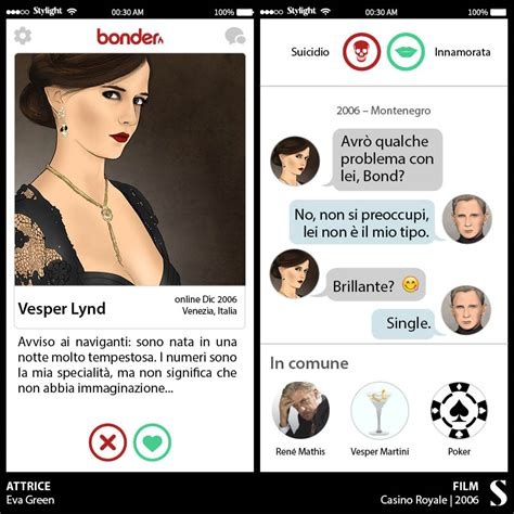 vesper quote se james bond usasse i social bigodino