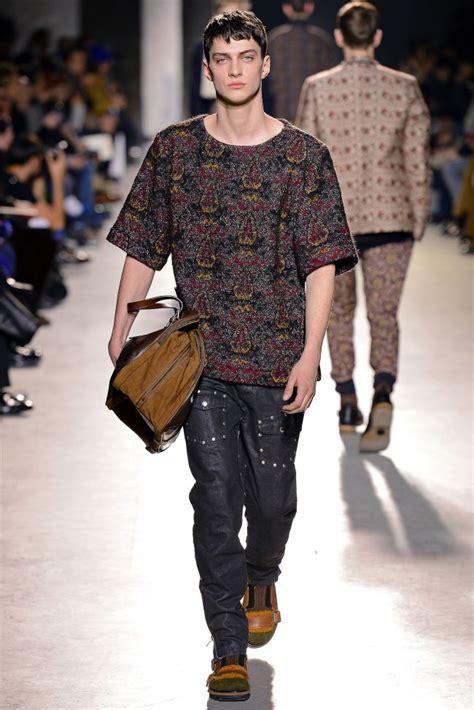 fashion week dries noten fall winter boho s collection 2019