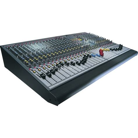 Mixer Allen Heath 8 Chanel allen heath gl2400 24 channel live sound mixer
