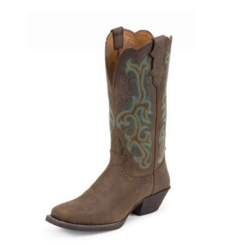 western boots from tractor supply country
