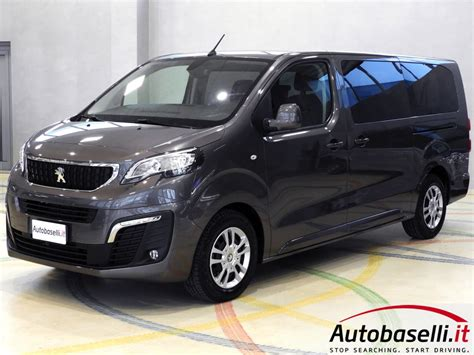 peugeot traveller business peugeot traveller 1 6 hdi busin 8p 8 posti