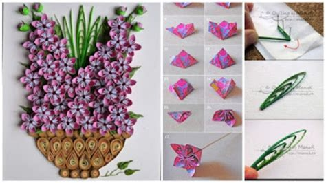 How To Make Origami Kusudama Flowers - how to make a origami kusudama flower craft ideas