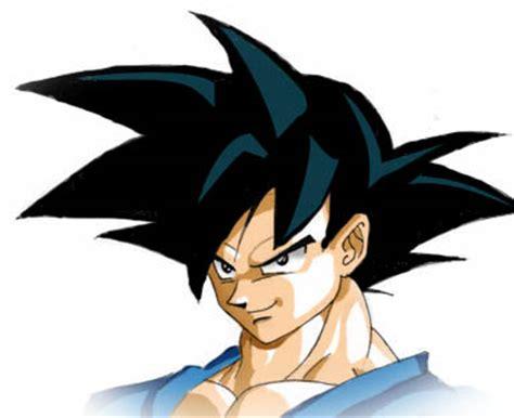 imagenes de goku que se puedan dibujar goku de dragon ball dibujando