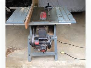 10 quot delta contractor table saw malahat including