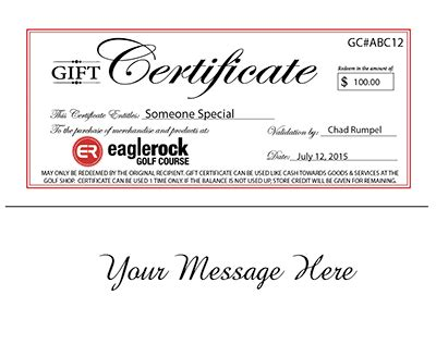 Gift Card Email Template by Gift Cards