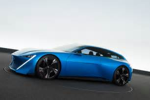 Taylors Peugeot 8 Show Stopping Details On The Peugeot Instinct Concept By