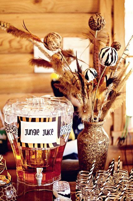 animal themed events zoo birthday party ideas jungle juice juice and animal