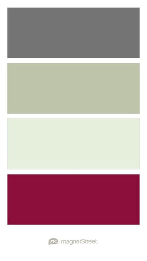 burgundy color palette 25 best ideas about color palette on