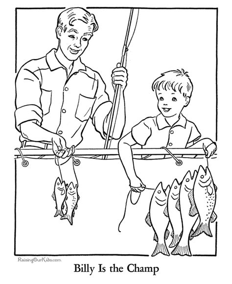 father s day coloring pages 010