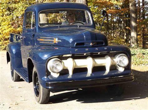 1952 Ford Truck by 1952 Ford For Sale Classiccars Cc 1002603