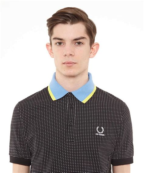 raf simons x fred perry 2014 collection