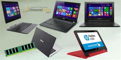 Laptop Asus Terbaru Ram 4gb daftar laptop ram 4gb terbaik asus acer hp lenovo