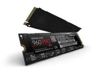 samsung nvme ssd 960 pro nvm express