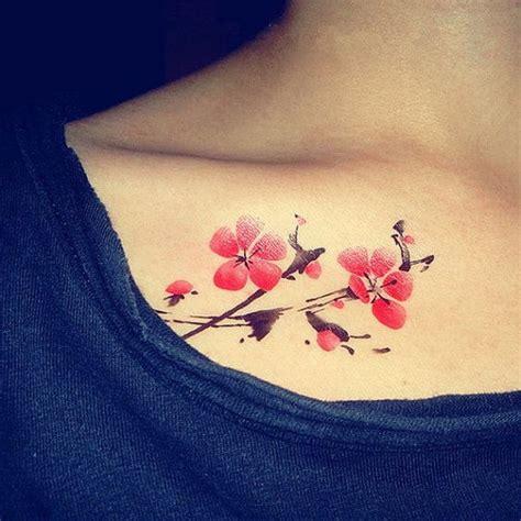 cherry blossom henna tattoo 50 exles of cherry blossom tattoos for creative