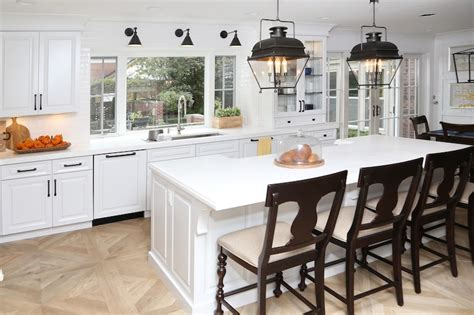 kitchen island overhang ask the expert how big should an overhang be on an island or breakfast bar seigles cabinet