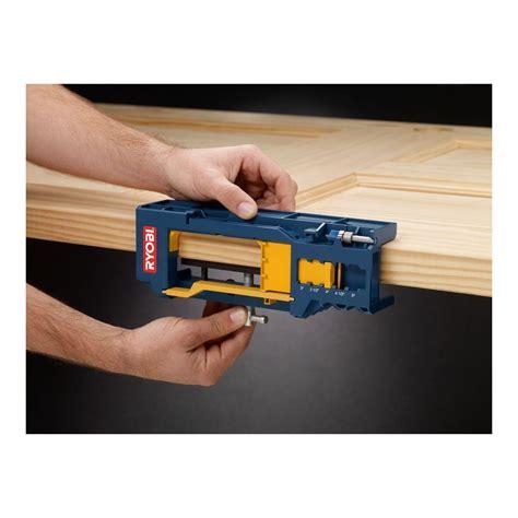 Ryobi Door Hinge Installation Kit by Ryobi Wood And Metal Door Lock Installation Kit And Hinge