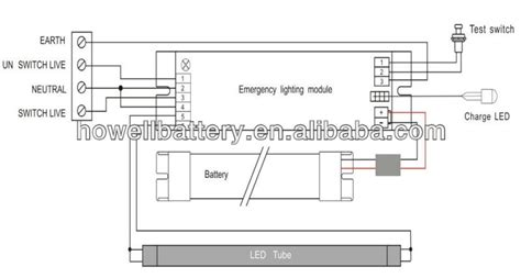 maintained emergency lighting wiring diagram wiring diagram