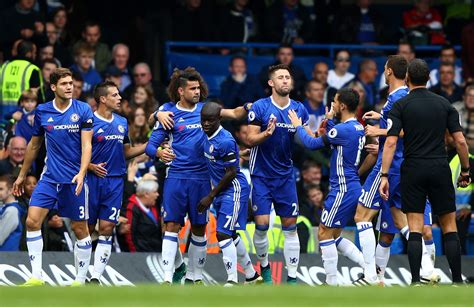 chelsea roster high marks for chelsea players in clean sheet over