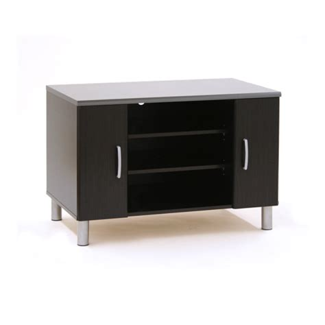 south shore cosmos collection tv stand black charcoal