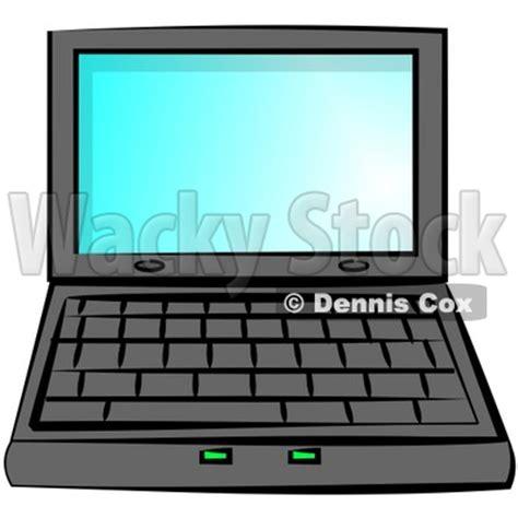 personal laptop computer clipart © djart #4799