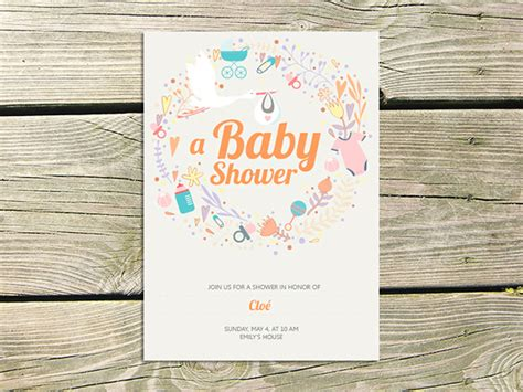 baby shower card printable template baby shower invitation free downloads orderecigsjuice info
