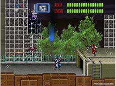 HD 8-bit Remakes in HiSMS and HDNes Ninja Gaiden Nes Sprite