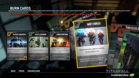 titanfall burn card template titanfall burn cards guide intel and npc titanfall