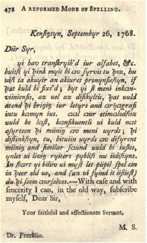 Franklin Lett Also Search For Benjamin Franklin S Phonetic Alphabet And The Development Of American 187 Mobylives